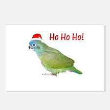 Ho Ho Ho (pionus) Postcards (Package of 8)