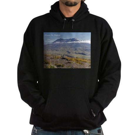 Mount St Helens: After the Cataclysm Hoodie (dark)