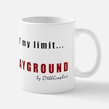 Not My Limit Small Mugs