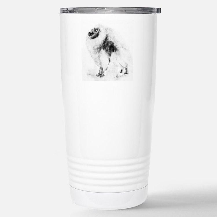 Cute Pets and animals horse Travel Mug