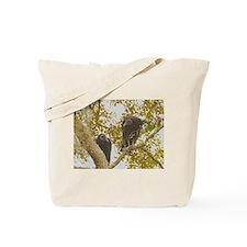 Black Vultures Tote Bag