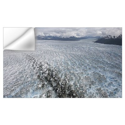 Hubbard Glacier, Gilbert Point, Wrangell-St. Elias Wall Decal