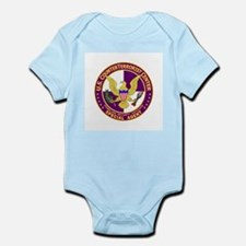 CTC U.S. CounterTerrorist Cen Infant Creeper