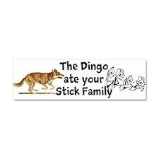 Dingo Car Magnet 10 x 3