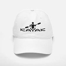 Kayak Logo Baseball Baseball Cap