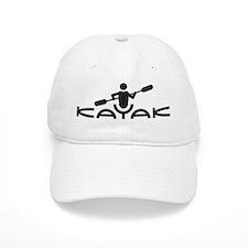 Kayak Logo Baseball Cap