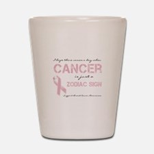 I Hope There Comes a Day When Cancer (BCA) Shot Gl