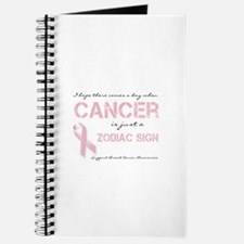 I Hope There Comes a Day When Cancer (BCA) Journal