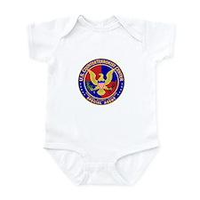 Counter Terrorism Infant Bodysuit