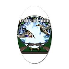 Duck hunter Wall Decal