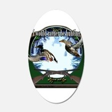 Duck hunter Wall Decal