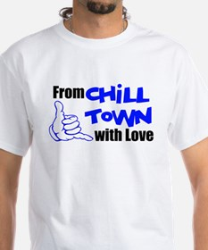 From Chill Town w/ Love Shirt