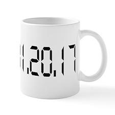 01.20.17 White Small Mug