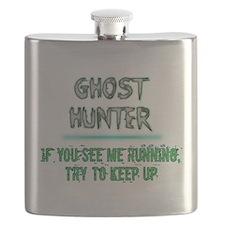 Ghost Hunter Flask