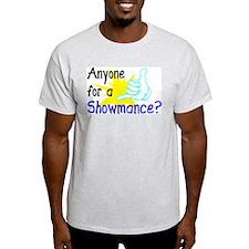 Showmance Ash Grey T-Shirt