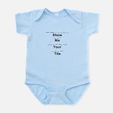 Ham Radio Pick up Line Infant Bodysuit