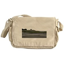 Morris Island Beach, Chatham MA Messenger Bag