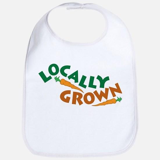 Locally Grown Bib
