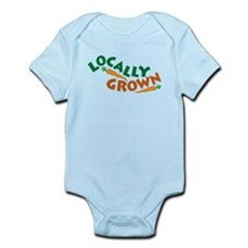 Locally Grown Infant Bodysuit