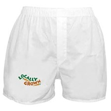 Locally Grown Boxer Shorts