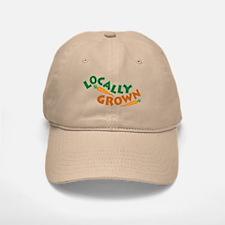 Locally Grown Baseball Baseball Cap