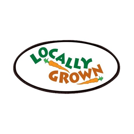 Locally Grown Patches by worldsfair