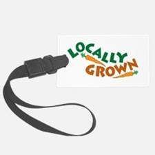 Locally Grown Luggage Tag