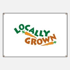 Locally Grown Banner