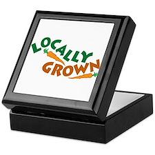 Locally Grown Keepsake Box