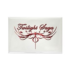 Twilight Saga Rectangle Magnet