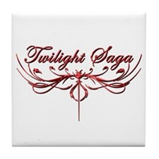 Twilight Saga Tile Coaster