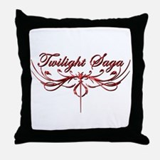 Twilight Saga Throw Pillow