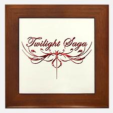 Twilight Saga Framed Tile
