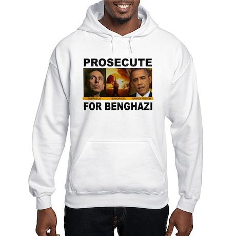 BENGHAZI TERRORISTS Hooded Sweatshirt