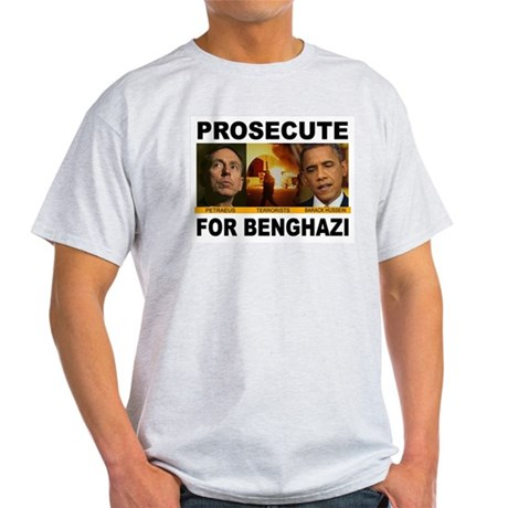 BENGHAZI TERRORISTS Light T-Shirt