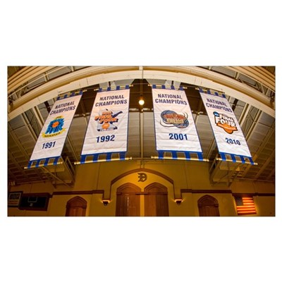 Duke Basketball, NCAA Champions Poster