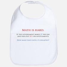 Math is hard. Bib