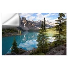 Moraine Lake in the Valley of the Ten Peaks, Banff Wall Decal