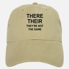 There Their Cap