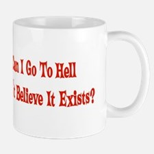 Not Going To Hell Mug