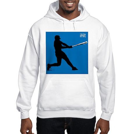BASEBALL SWING Hooded Sweatshirt