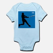 BASEBALL SWING Infant Creeper