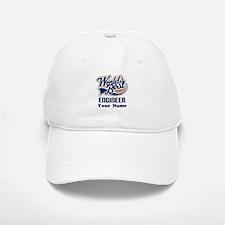 Personalized Engineer Baseball Baseball Cap