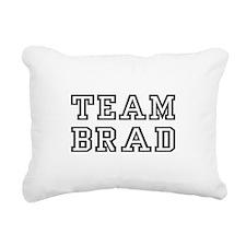 teambrad.png Rectangular Canvas Pillow