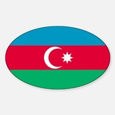 Azerbaijan flag Decal