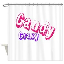 Candy Crazy Shower Curtain