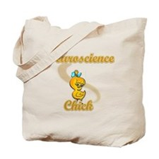 Neuroscience Chick #2 Tote Bag
