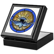 Holy Spirit Dove Keepsake Box