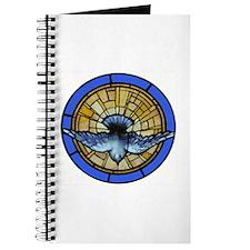 Holy Spirit Dove Journal