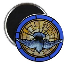 Holy Spirit Dove Magnet